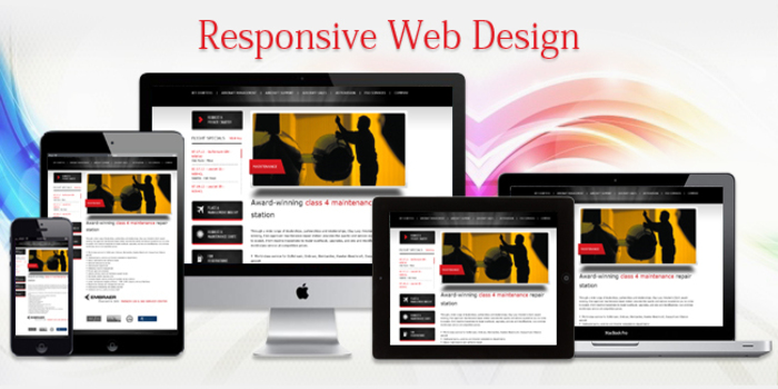 Responsive Web Design Company in USA